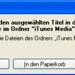 Screenshot 6: MP3-Datei als Klingelton für das iPhone