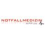 Logo iPhone App Notfallmedizin: notfallmedizinapp.de