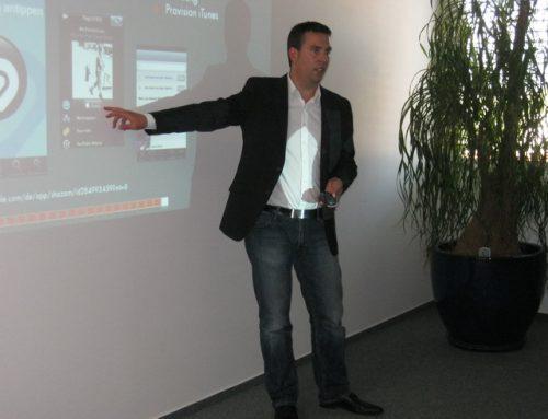 """Einladung zu kostenlosem Seminar """"Apps, Smartphones & Tablets – So beraten Sie Ihre Kunden"""""""