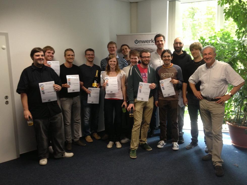 SEP2013 GewinnerTeams