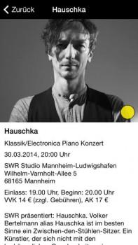 Jetztmusik-Festival Mannheim App Screenshot 3