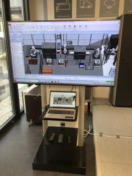 Eröffnung SmartProduction Demonstrator